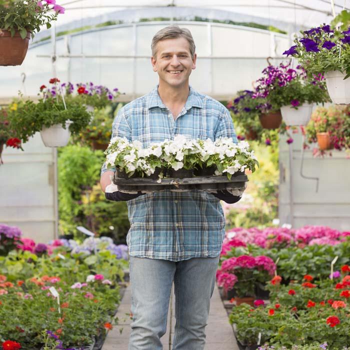 Gartencenter - Wir über uns